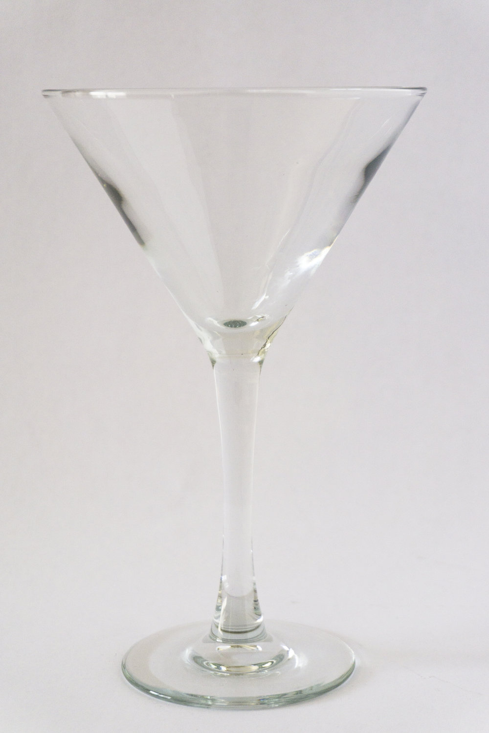 12 oz. Martini Glass  $1.15 each