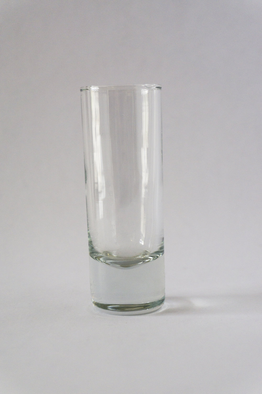 2.5 oz. Tequila Shot  Glass $0.70 each