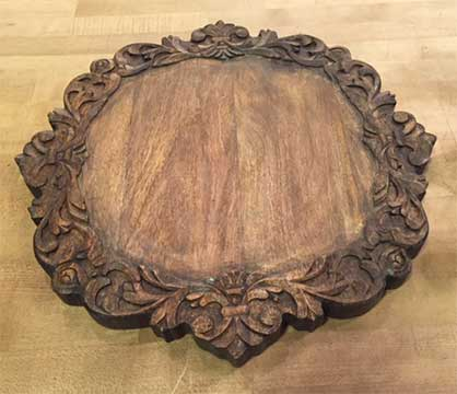 Rustic Beverage Tray  $7.50