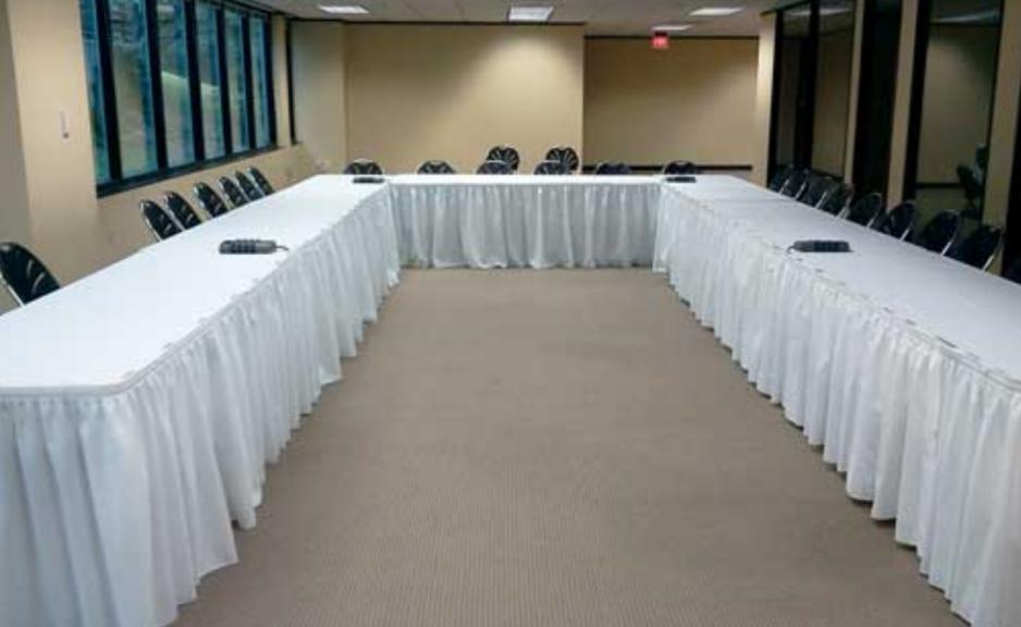 Table Skirting Poly