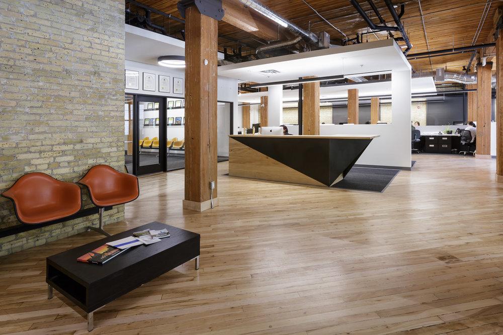 Prairie Architects Office