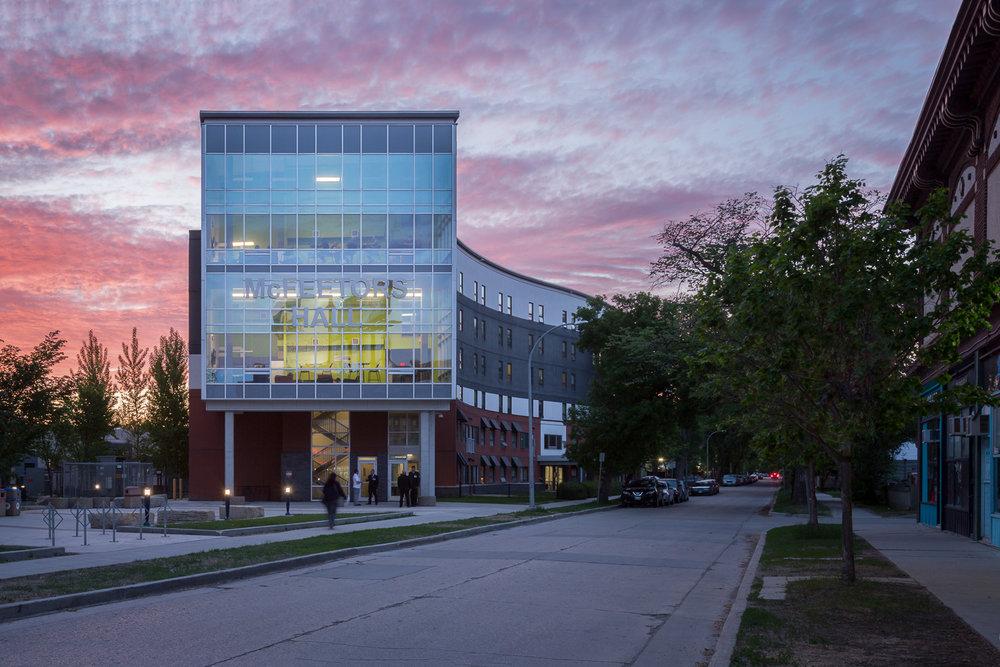 McFeetor's Hall