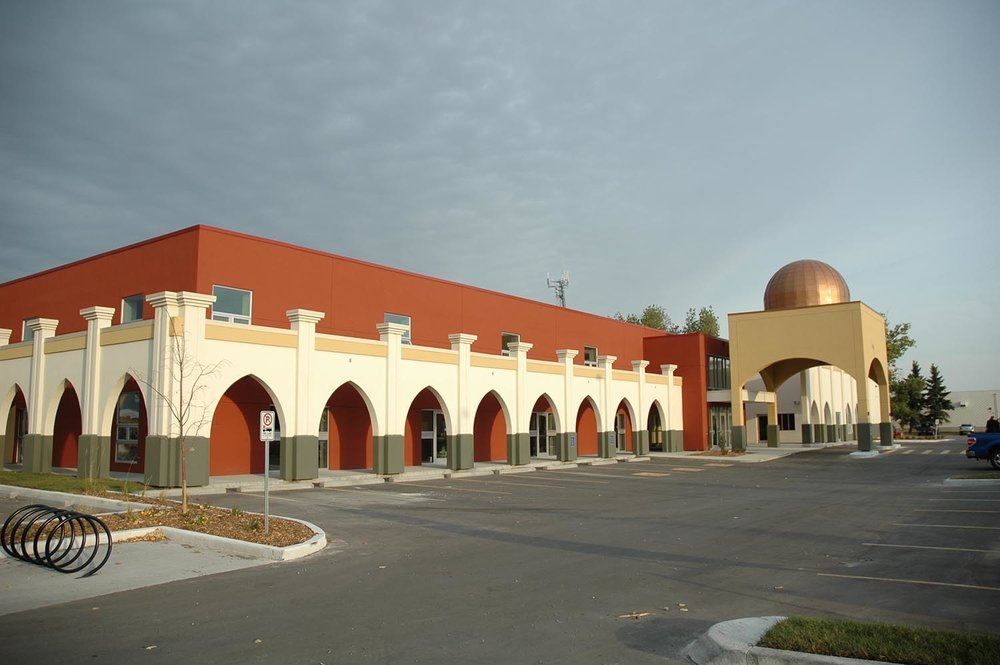 Punjab Cultural Centre, exterior photo of building / Photo: Derrick Finch