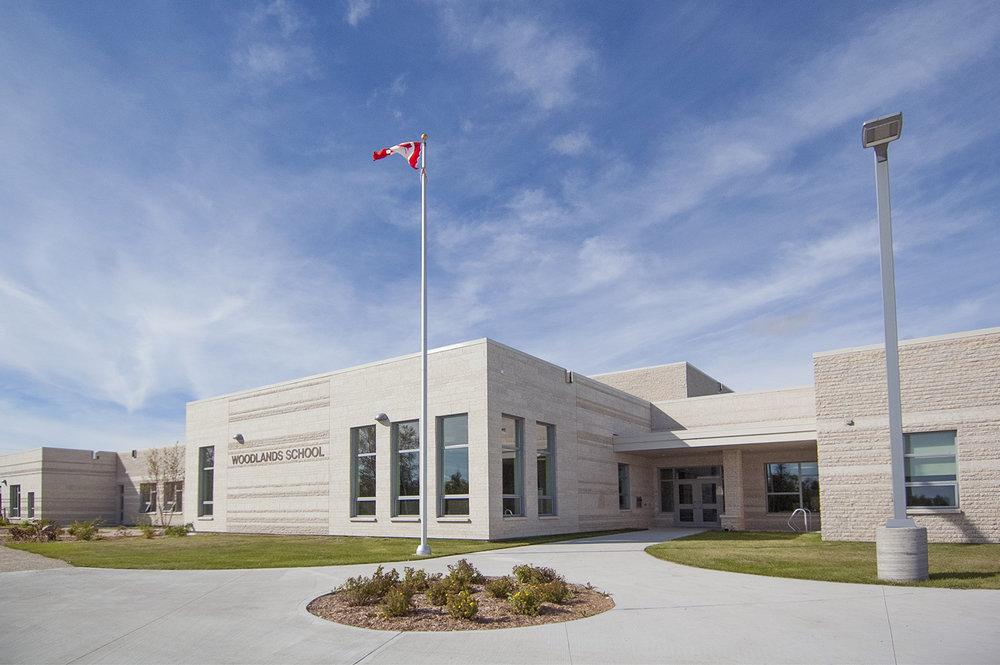 Woodlands K-8 School