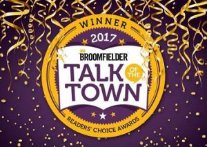 broomfielder 2017 award