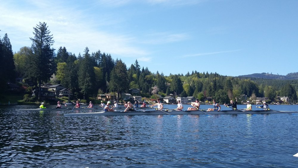- ERA hosts 3 main events through the year. Otter Island Touring, Head of the Snohomish, and the ERA Auction+Gala. Sign up or Volunteer and Catch the Spirit of Rowing!