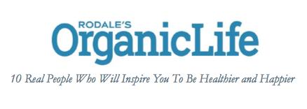 RODALE'S ORGANIC LIFE -