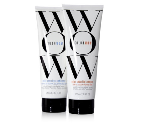 WOW - Shampoo and Conditioner
