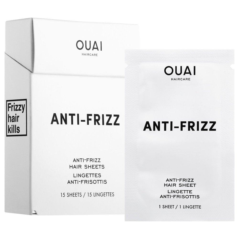 OUAI - Anti-Frizz Hair Sheets