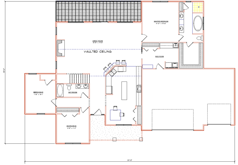 Lot 76 Floor Plan