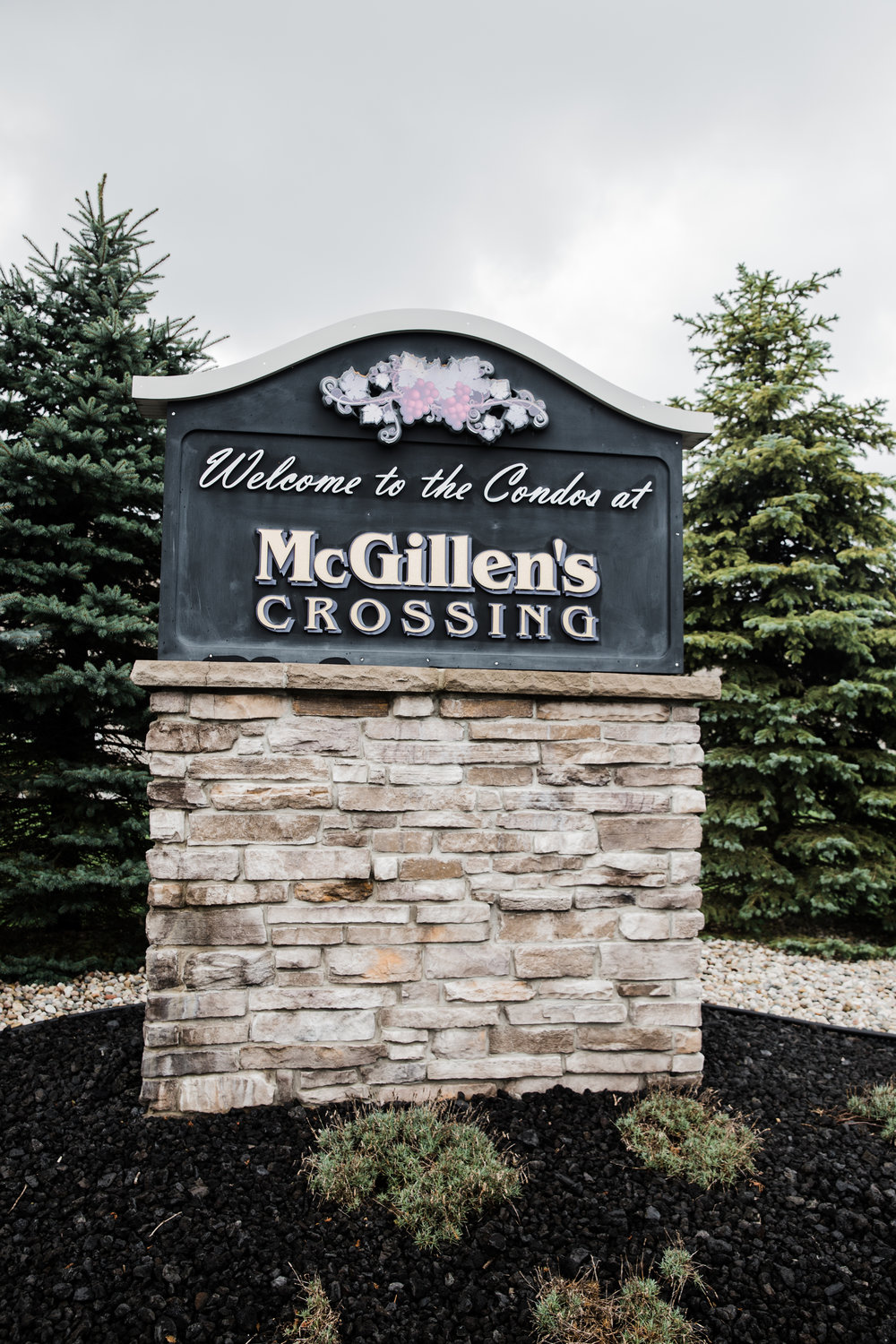 McGillen's Crossing Front Entrance