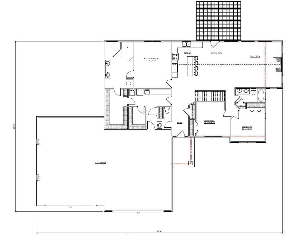 Lot 14 Tuscany East Floor Plan