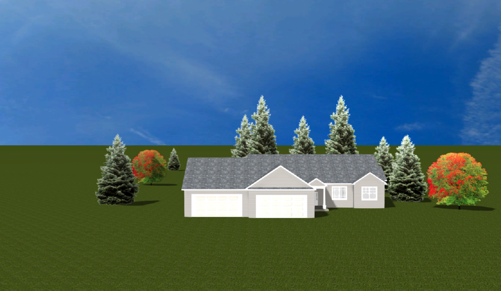 Lot 14 Tuscany East Rendering