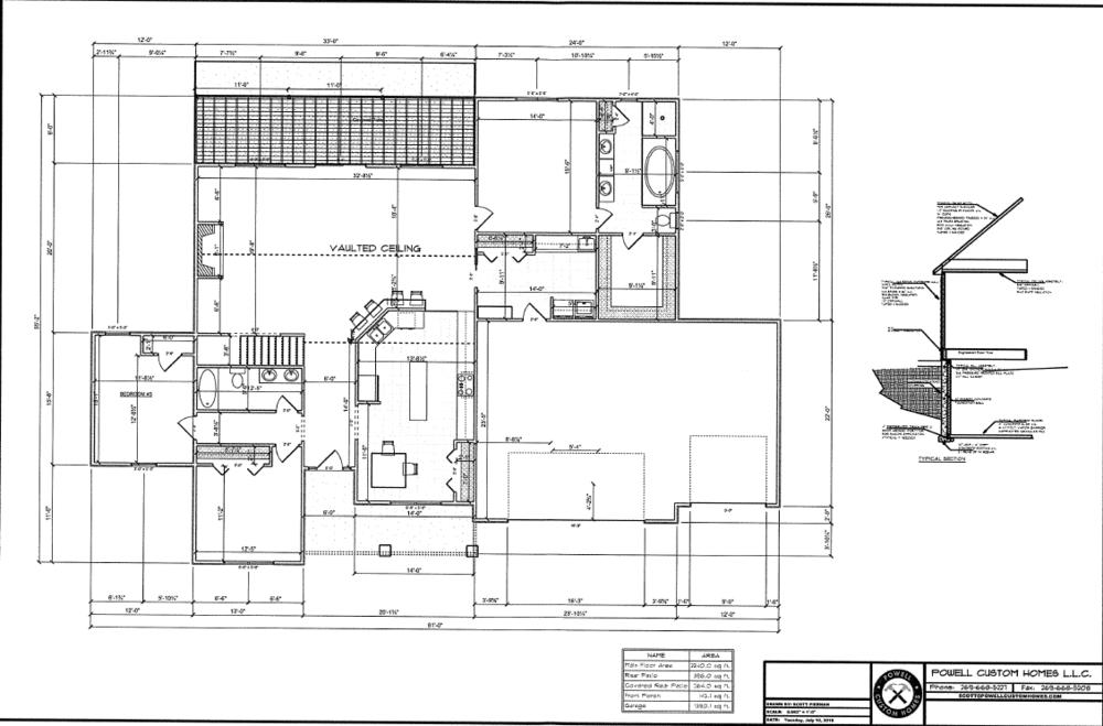 Tuscany 1 Floor Plans