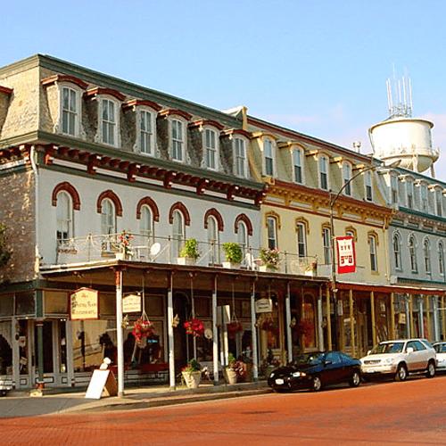 Historic Downtown Lebanon