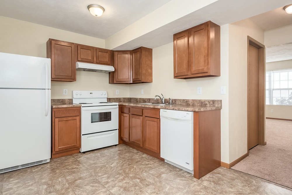 The Bearcat - 2 Bed | 1.5 Bath | 1050 SF$815 Per MonthAvailable August 1st!
