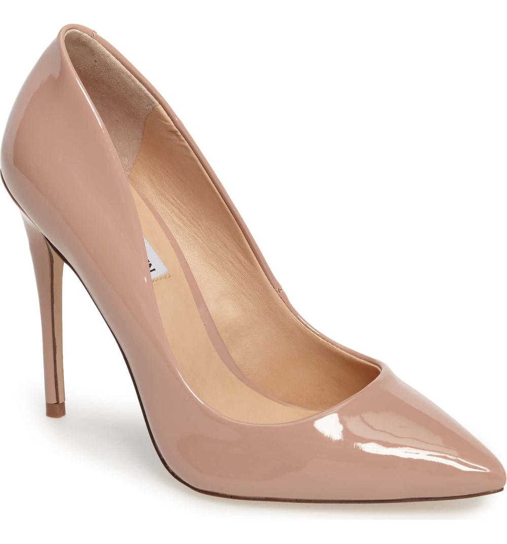 4. HEELS - Steve Madden Heels. The most comfortable & best looking for the price.Click here $89.95