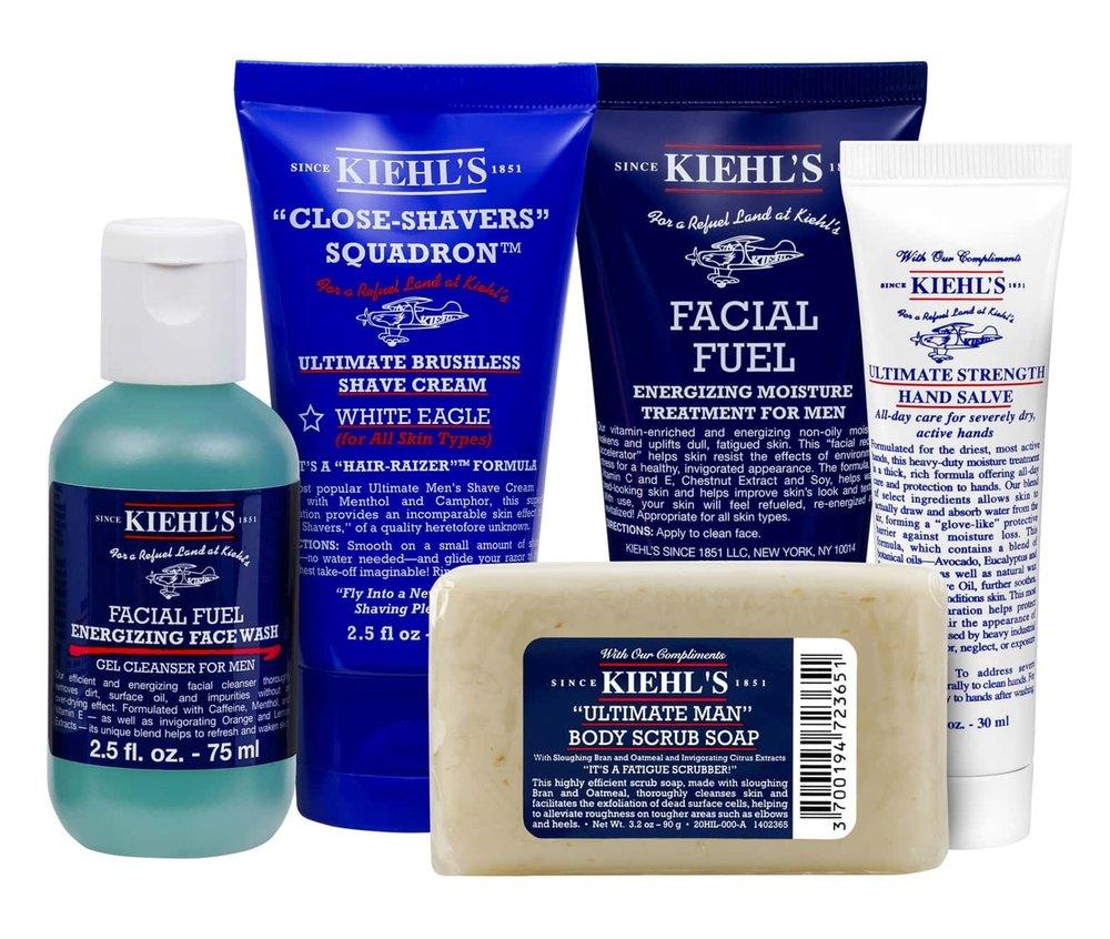 Grab & Go Skincare - The energizing essentials.