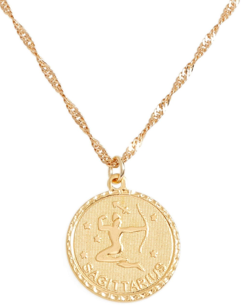Zodiac Necklace - Get one for yourself & all your besties.