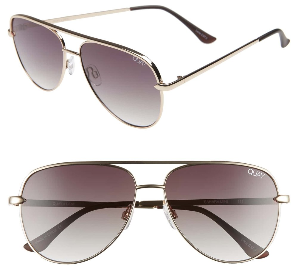 AVIATOR SUNNIES - Wrinkles are a no-go. Must have new shades!