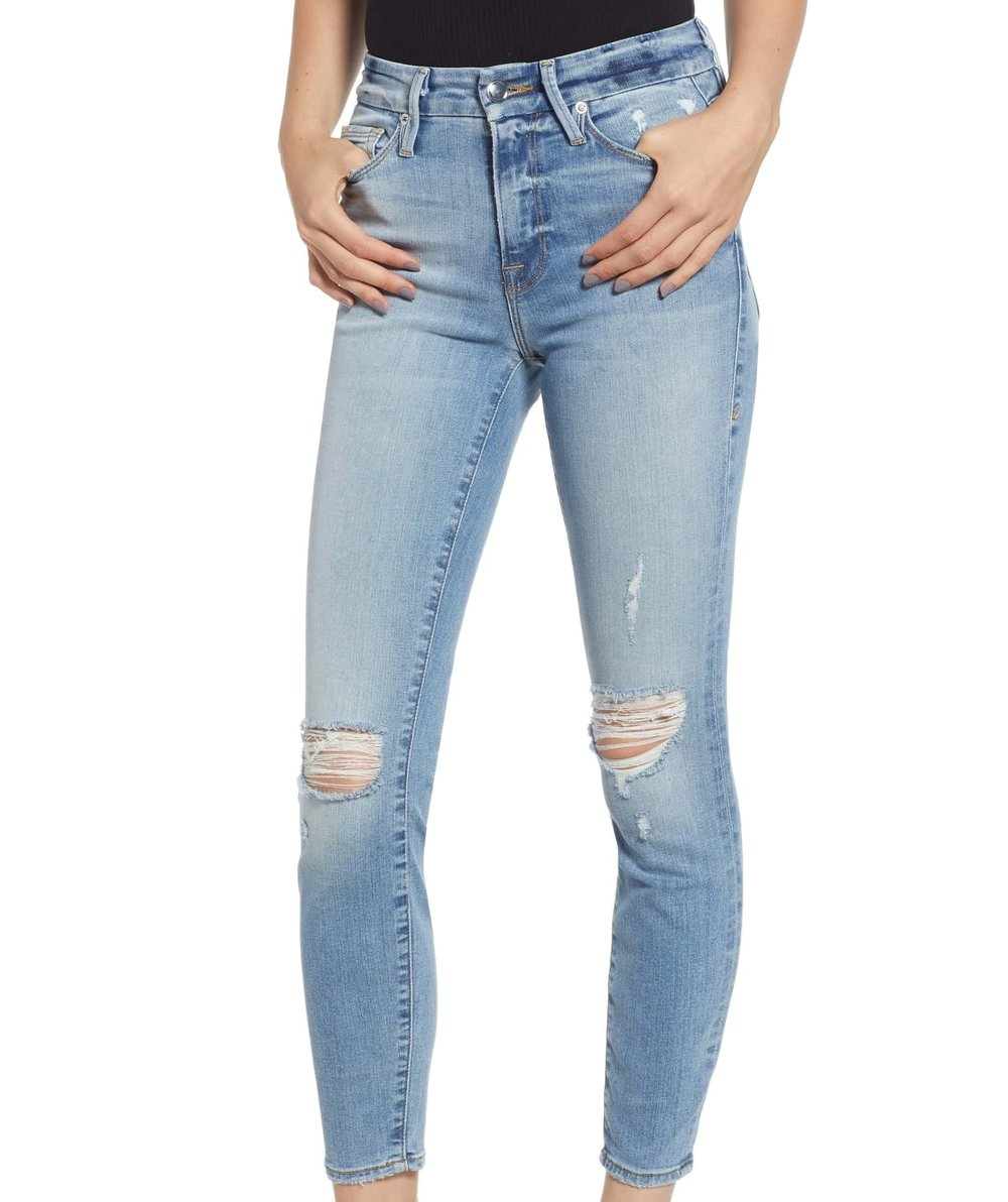GOOD LEGS JEANS - A pair of jeans meant for your legs to look good not just covered.