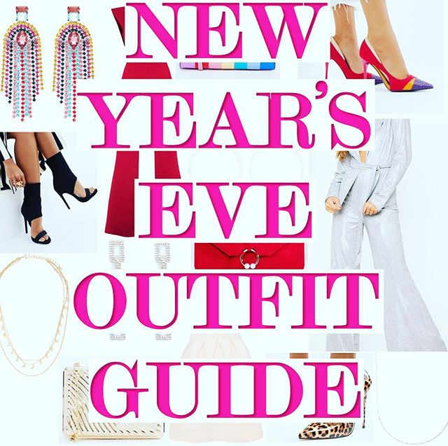 🚨NEW POST🚨 NYE Outfit Guide that won't break the bank! Link in bio 🥂🎉😙🎊🍾 • • • • • #NYE #newyearseve #newyears #outfit #style #fashion #ootd #ootn #likeforlikes #vivavivacious #budget #affordablefashion #heels #dress #jewlery #forever21 #asos #prettylittlething #guide #blog