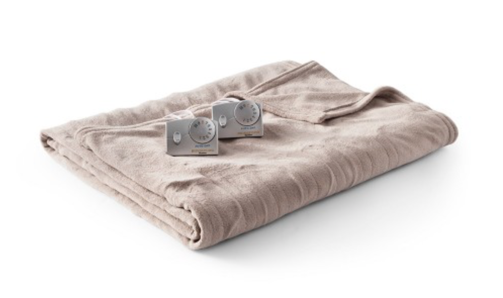 Heated Blanket $55.99 -