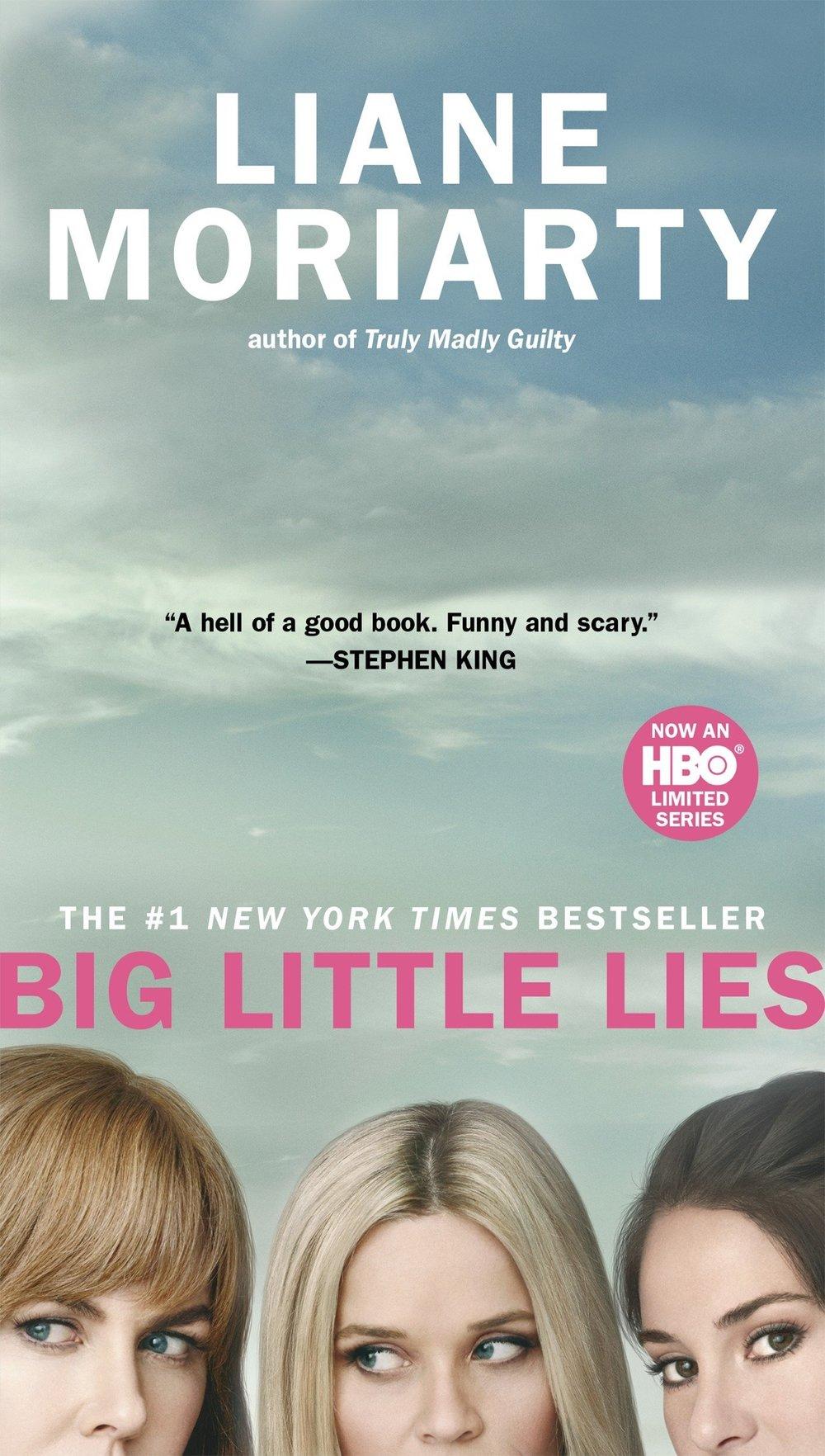Big Little Lies Book $9.99 -