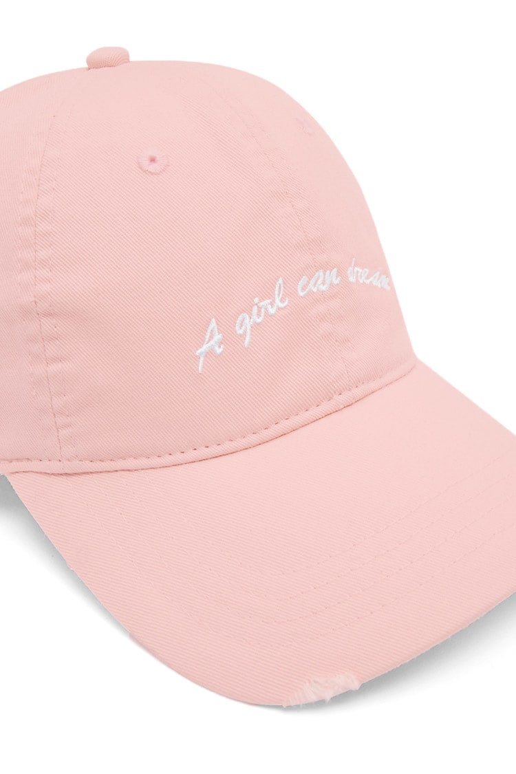 """A girl can dream"" Baseball Cap $10.90 -"