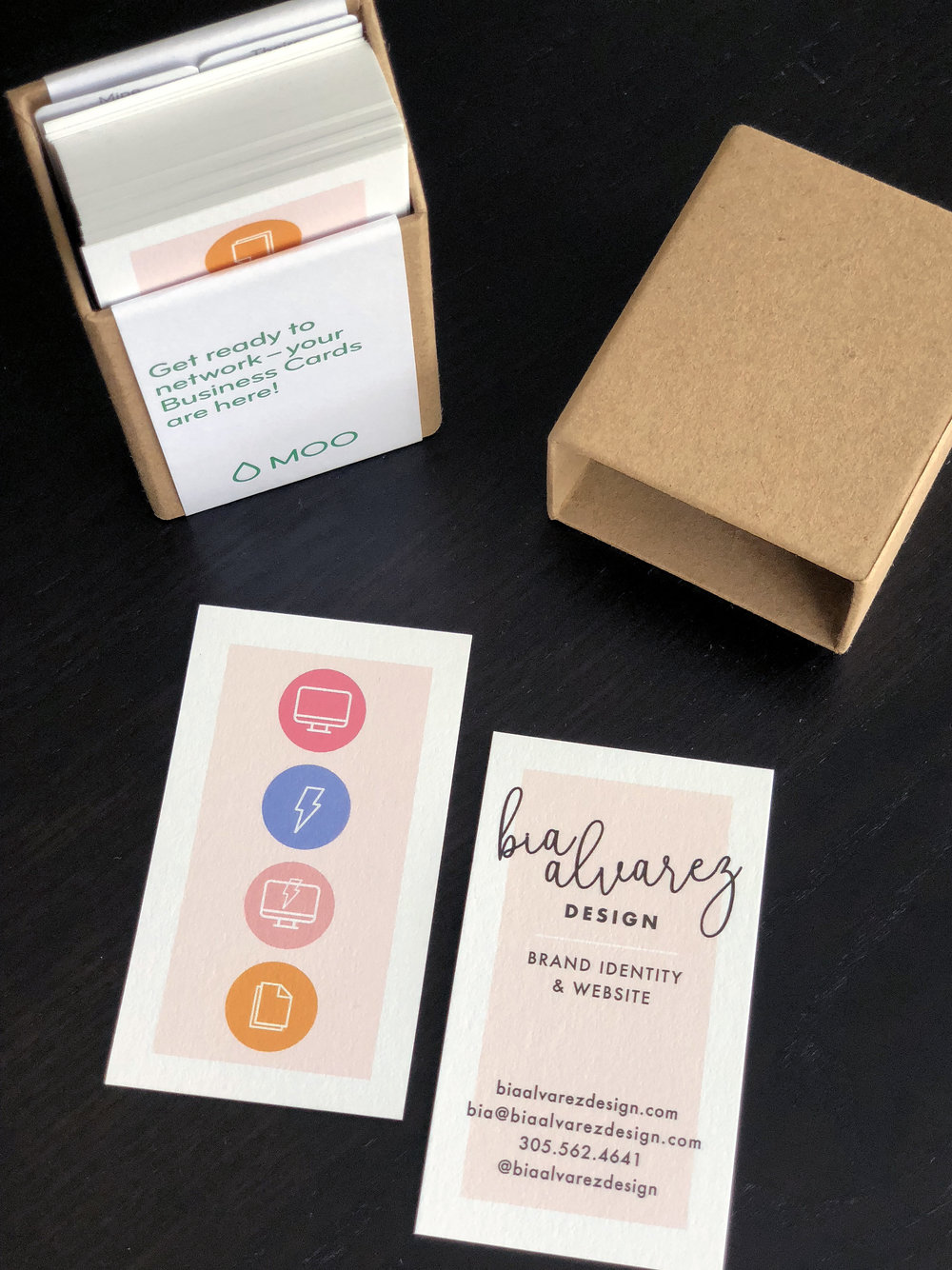Sustainable Business Cards: A Review Of Moo's Recycled Material