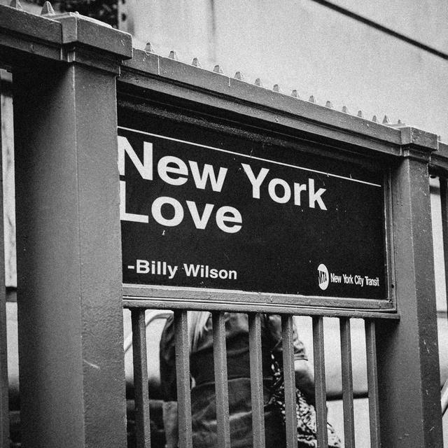 Billy Wilson New York Love