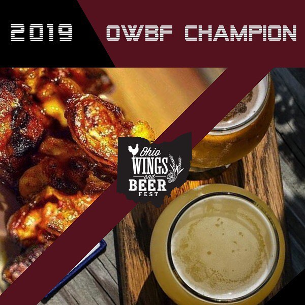 "It's all fun and games for sure, but someone is walking away crowned the ""best beer"" and ""best wing"" in Ohio! Come out, eat, drink, vote, be merry."