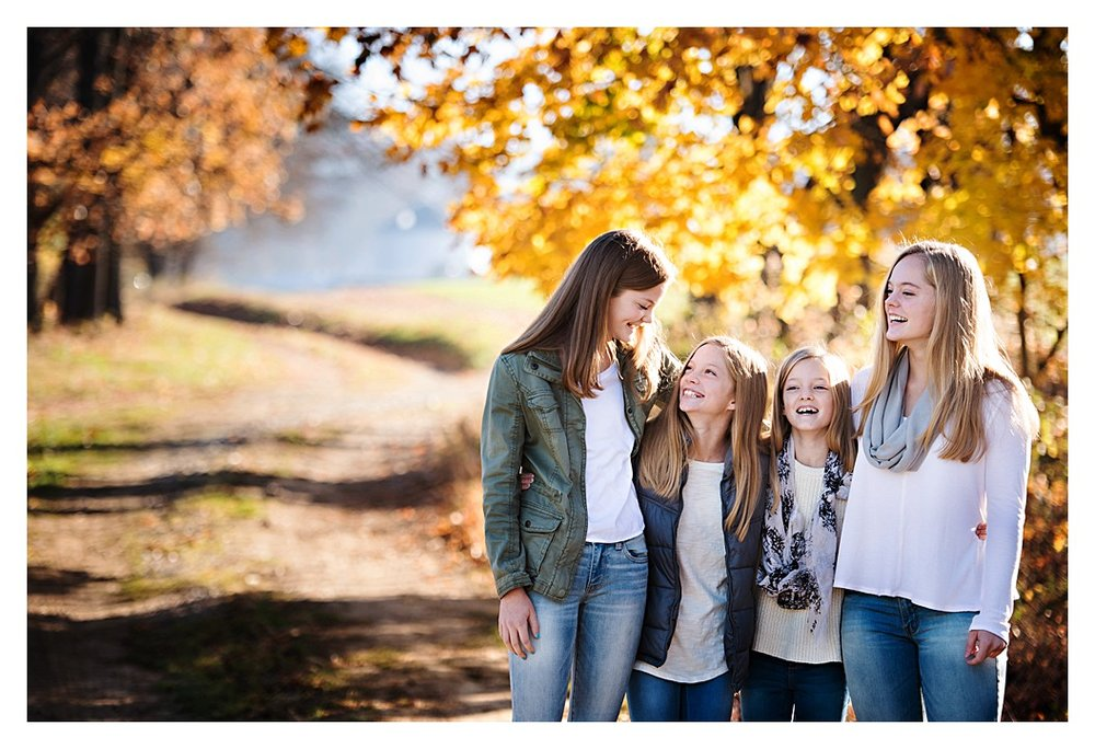 Fall Family Fun! - Not your AVERAGE Family photos