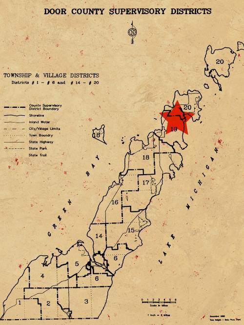 Door County Map - Northern Door Group.png