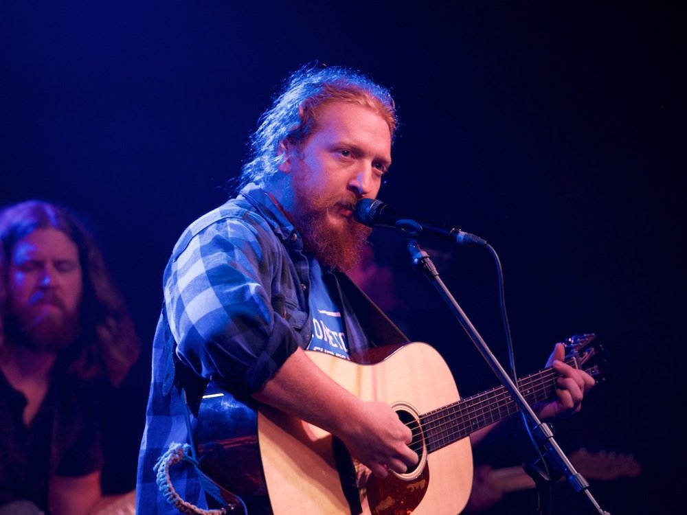 Tyler Childers at Headliners Music Hall - August 17, 2018