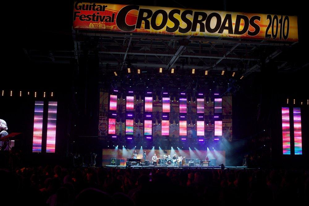 Eric Claptons Crossroads Guitar Festival