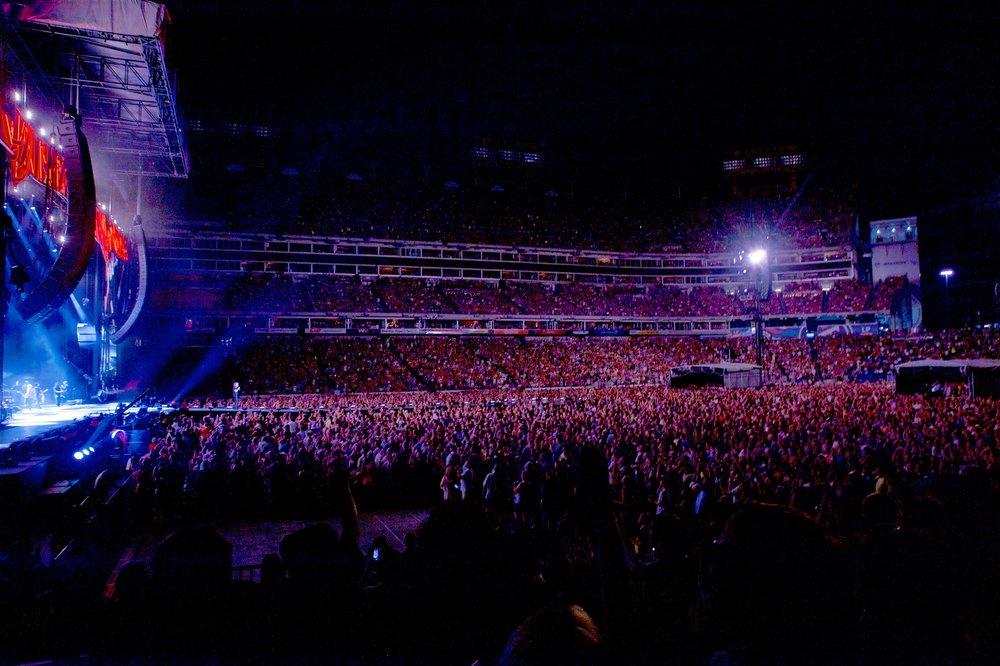 Nissan Stadium Nashville, TN