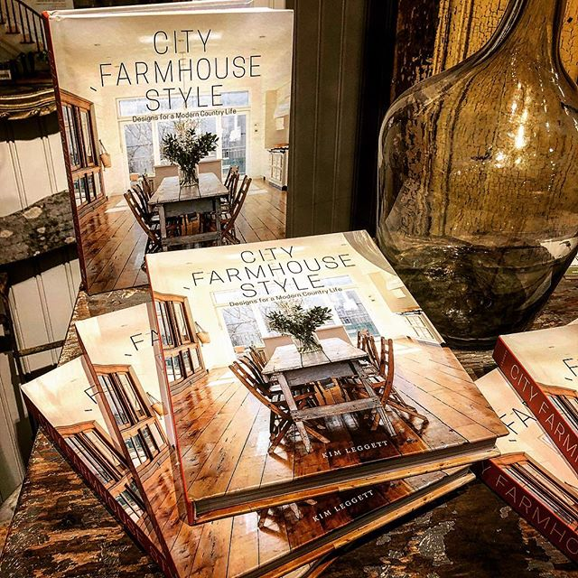 So excited to have on display this fabulous book as a must read!! Thank you City Farmhouse for sharing your talent to all .  #cityfarmhousefranklin #farmhousestyledecor #vintage #shoplocal