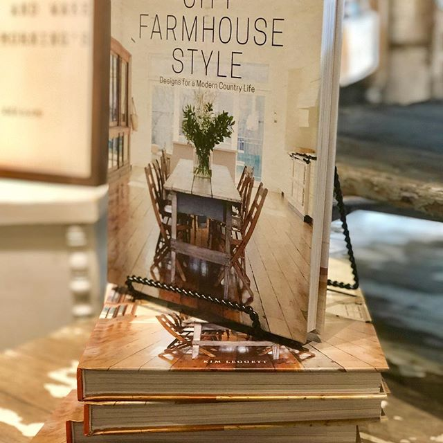 Thank you Kim for all your wonderful inspiration. We love your book!! Come and pick up your copy at our Pop Up event at the Thousand Oaks Mall 1/25-1/27.  @cityfarmhouse