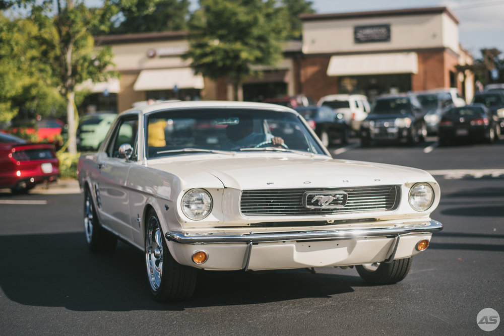 Cars and Coffee - September 2018 | Peachtree City, GA