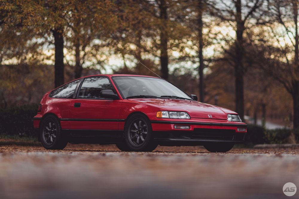 488549 - Arnold's 1990 Honda CRX SiDecember 2018 | Macon, GA