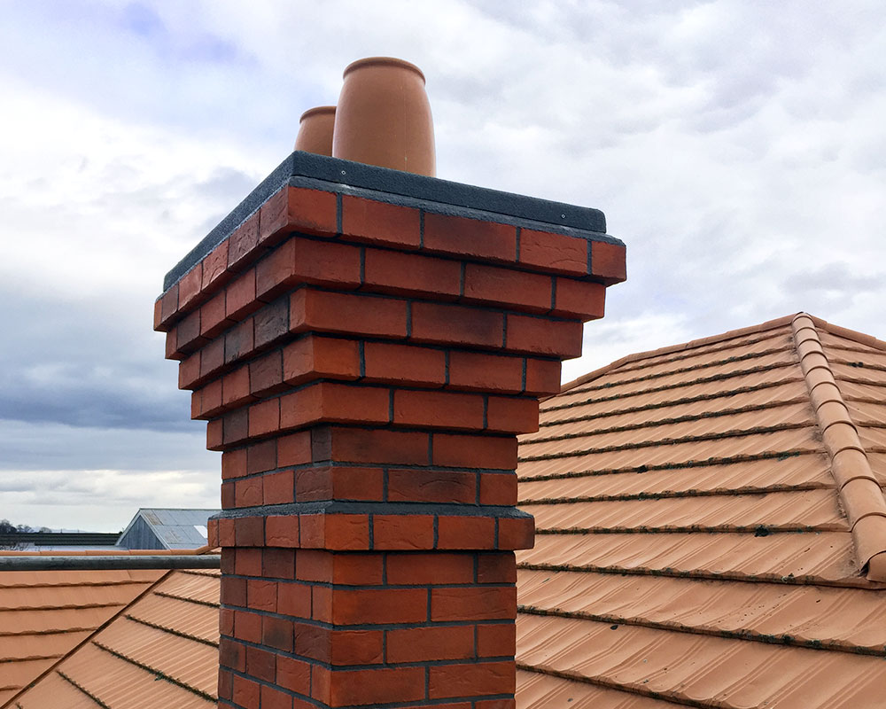 Standard design chimneys - We have a range of standard fibreglass chimney designs that are manufactured and ready to install. They're available in a range of shapes, sizes, colours and finishes to suit your home.Find out more