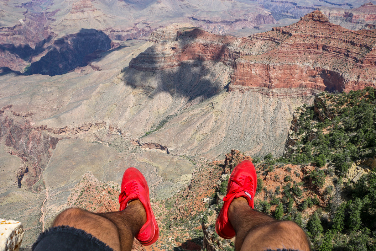 Planning a trip to the Grand Canyon? Learn the difference between west and south!