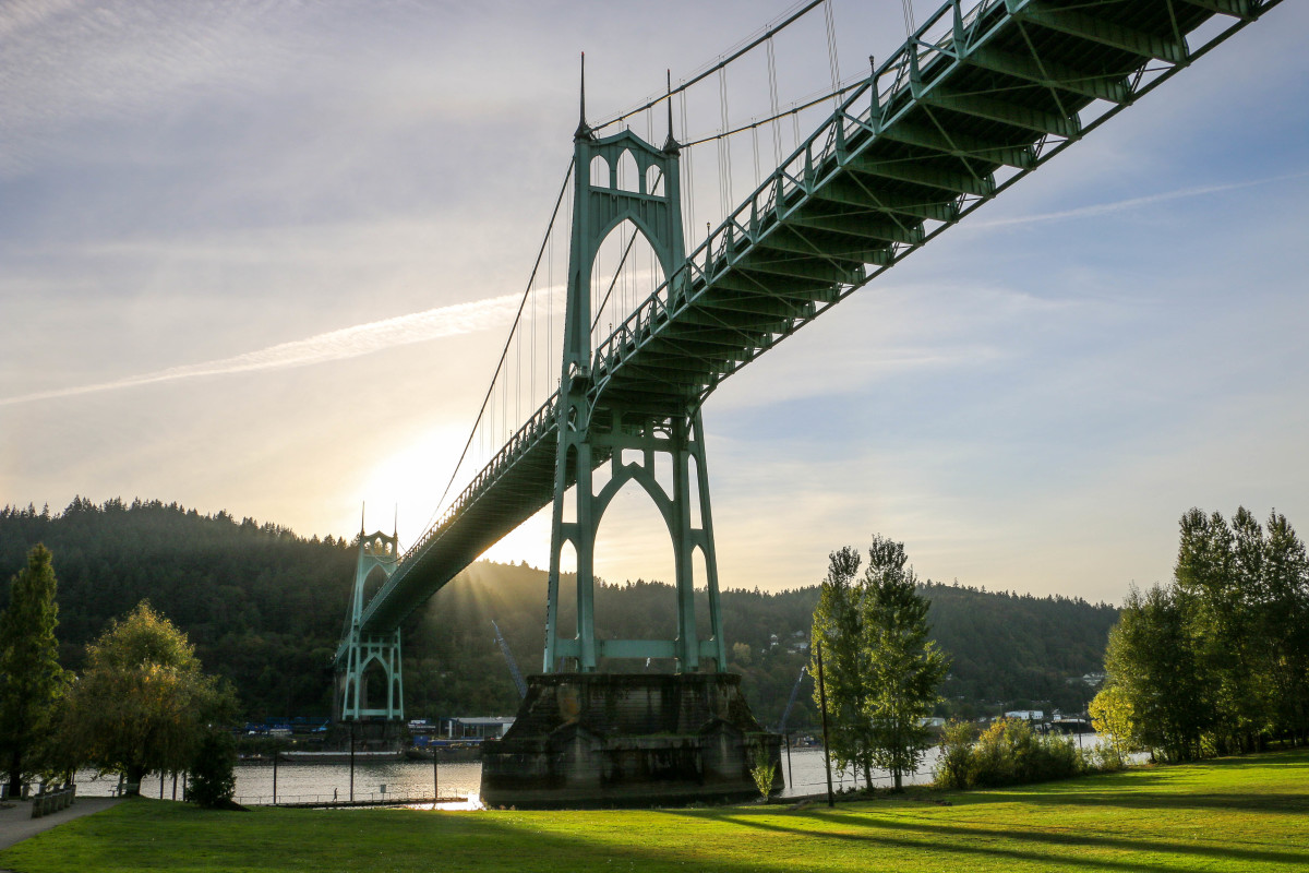 Planning a trip to Portland? Click to find out what the tops sights to see are!
