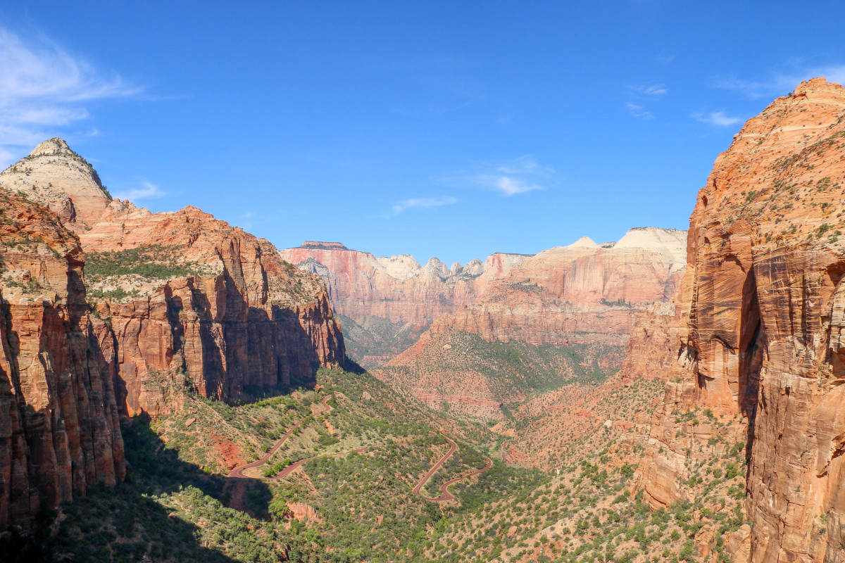 Plan your next road trip through the American Southwest!