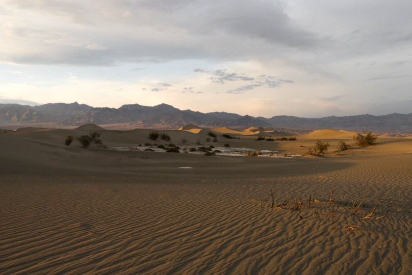 Top Sights In Death Valley National Park