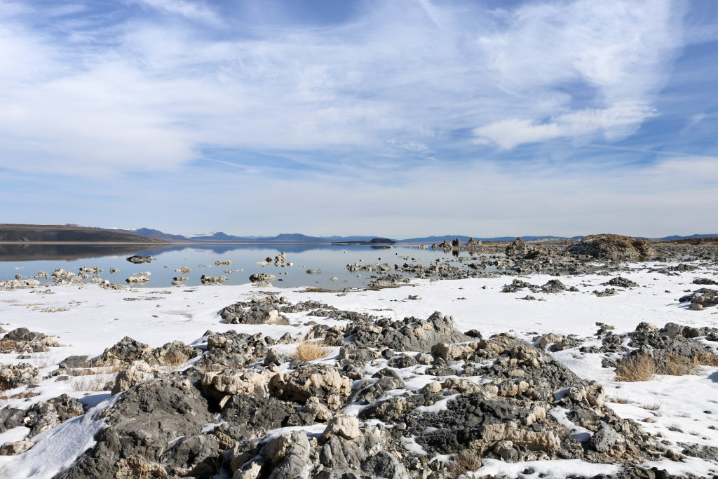 Visit Mono Lake, one of the strangest places on earth!