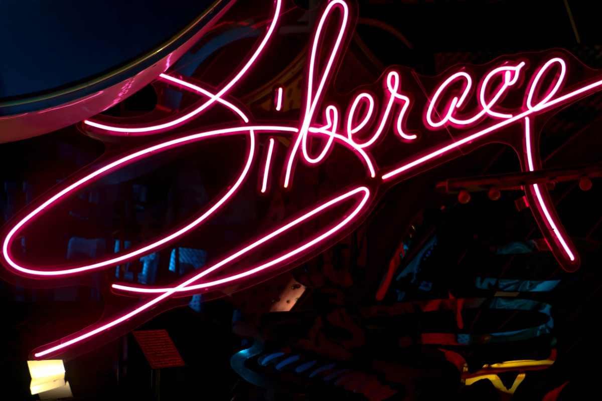 Visit one of the coolest attractions in Las Vegas! The Neon Museum, where neon goes to die.