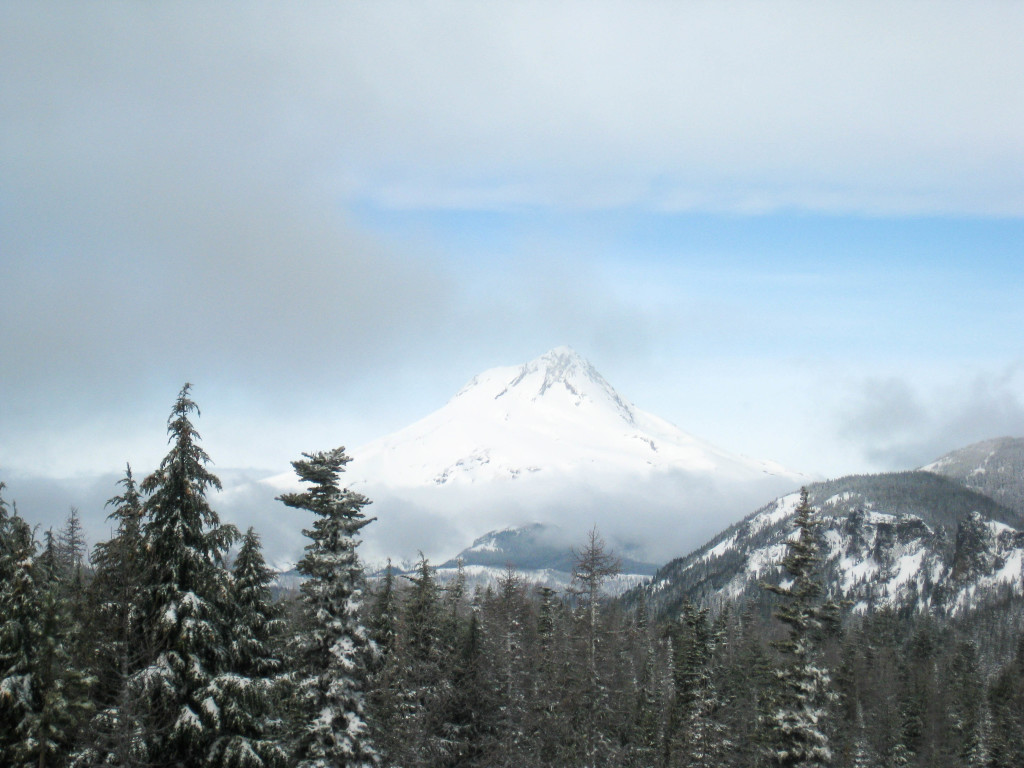 Flag Point Lookout: The Night I Almost Froze To Death In Oregon