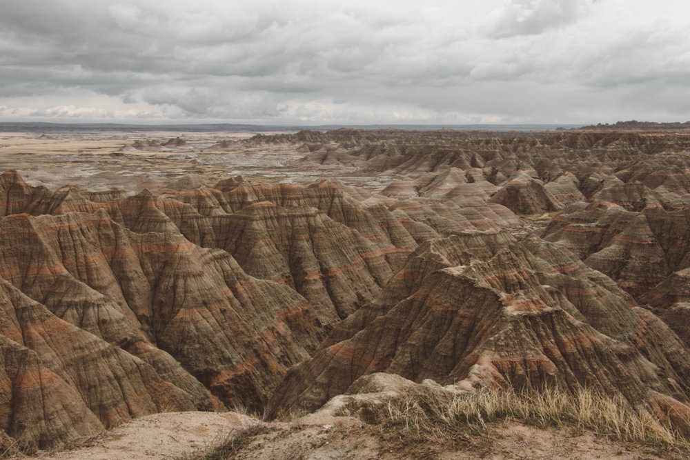 Badlands National Park: Through The Dry Plains of South Dakota